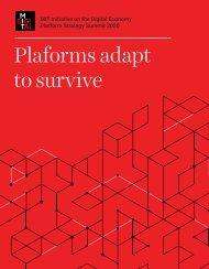 2020 MIT Platform Report