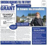 Grant for Mayor