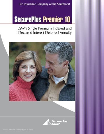 SecurePlus Premier 10 - Index Marketing Group