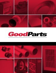 GoodParts Catalog 2010 - Goodman Manufacturing