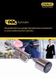 Scanvest ePac Zylinder