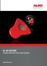 Caravan Chassis Handbook - Al-Ko