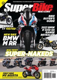 SuperBike Magazine October 2020