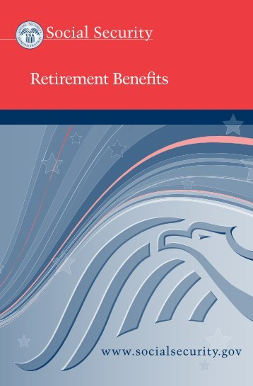 Retirement Benefits - Social Security