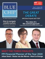 Blue Chip Journal, Issue 77