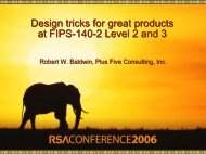Product - Plus Five Consulting, Inc.