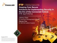 Keeping Cars Secure: Solutions for Implementing Security in the Era ...