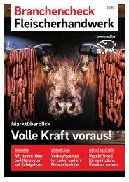 Branchencheck Fleischerhandwerk