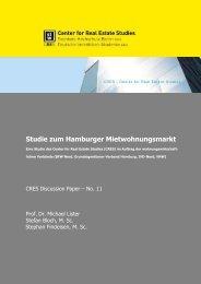 Die zweite Cres-Mietenstudie Hamburg