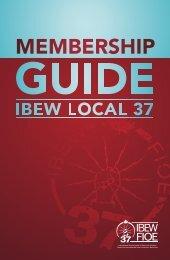 IBEW Local 37 Membership Guide