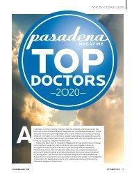 Pasadena Top Doctors 2020