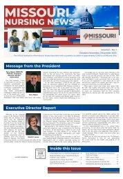 Missouri Nursing News - October 2020