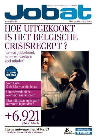 Editie Antwerpen en Limburg - Jobat