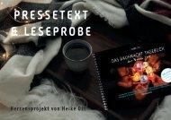 Pressetext Rauhnacht Tagebuch - Heike Ott