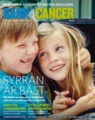 Dokument - Barncancerfonden