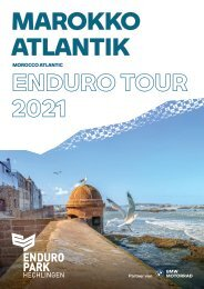 Reisebroschüre Marokko Atlantik