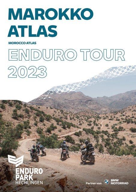 Reisebroschüre Marokko Atlas
