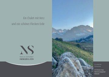 Chalet Gerendacherli Schwarzsee