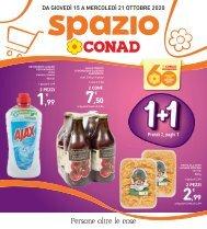Spazio Conad Sassari 2020-10-15