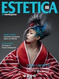 Estetica Magazine ASIA Edition (3/2020)