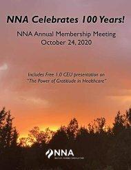 2020 Nevada NNA Annual Membership Meeting