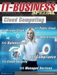 Cloud Computing - IT-Business