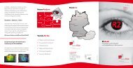RZ-Audit Vorteile für Sie: Unsere Analyse: Standorte - SecuRisk GmbH