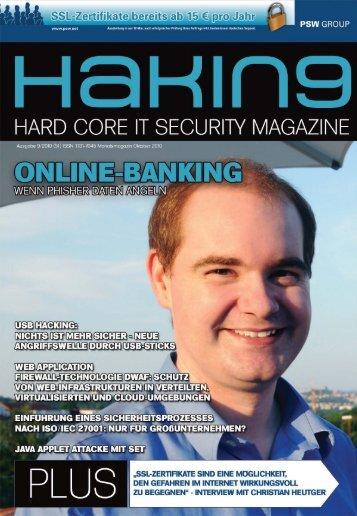 interview - Hackner Security Intelligence