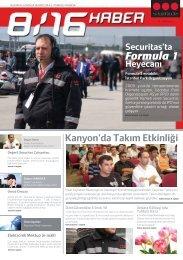 8/16 Haber Sayı-3 - Securitas