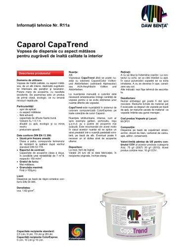 Caparol CapaTrend - Deccons