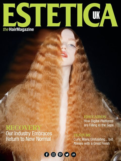 Estetica Magazine UK (3/2020)