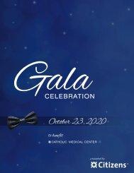 2020 CMC Gala Program