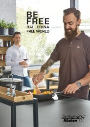 Ballerina-Küchen | Free World
