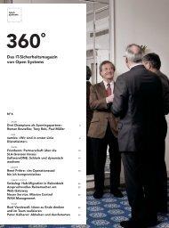 Diese Ausgabe herunterladen (PDF) - Open Systems AG
