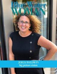 Blue Water Woman--Fall 2020