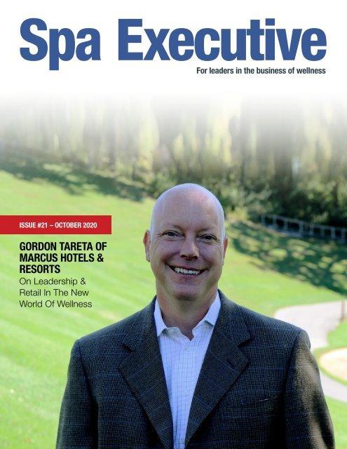 Spa Executive | October 2020