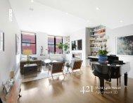 421 West 54th Street, 3D Digital Brochure