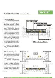PAVAPOR / PAVABOARD – Istruzione di posa - Naturalia Bau