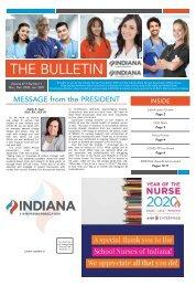 Indiana Bulletin - November 2020