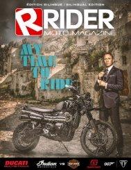 Rider Magazine | Vol.3 | Octobre 2020