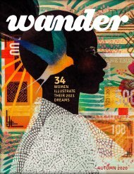 WANDER Magazine Autumn 2020
