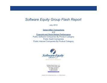 SEG Index - Monthly Report V2 - Sandhill
