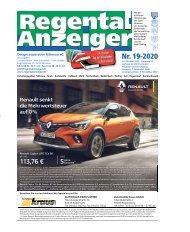 Regental-Anzeiger 19-20