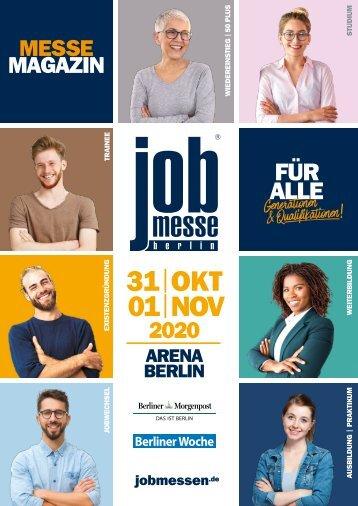 Der MesseGuide zur 12. jobmesse berlin