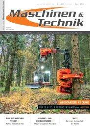 Maschinen & Technik | April 2020
