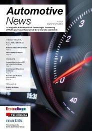 Automotive News September 2020 FR