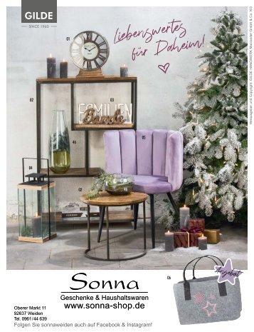 GILDE Winter/Weihnachten 2020