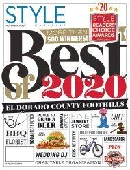 Style Magazine November 2020 EDCF