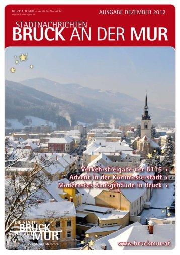 Dezember 2012 - Bruck an der Mur