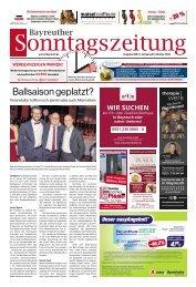 2020-10-25 Bayreuther Sonntagszeitung